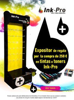 ink-pro tinta y toner compatibles
