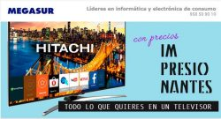 monitores y tv hitachi baratos