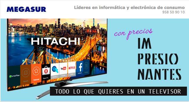 monitores y tv hitachi baratos