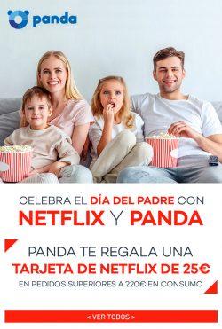 gana una tarjeta Netflix de 25€