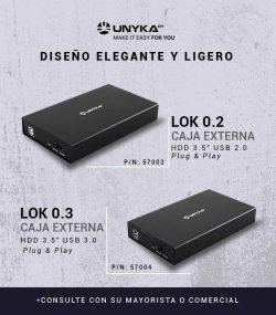 "cajas externa disco duro 3.5"""