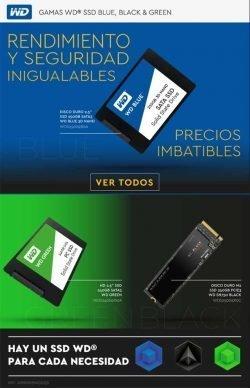 precio imbatible SSD