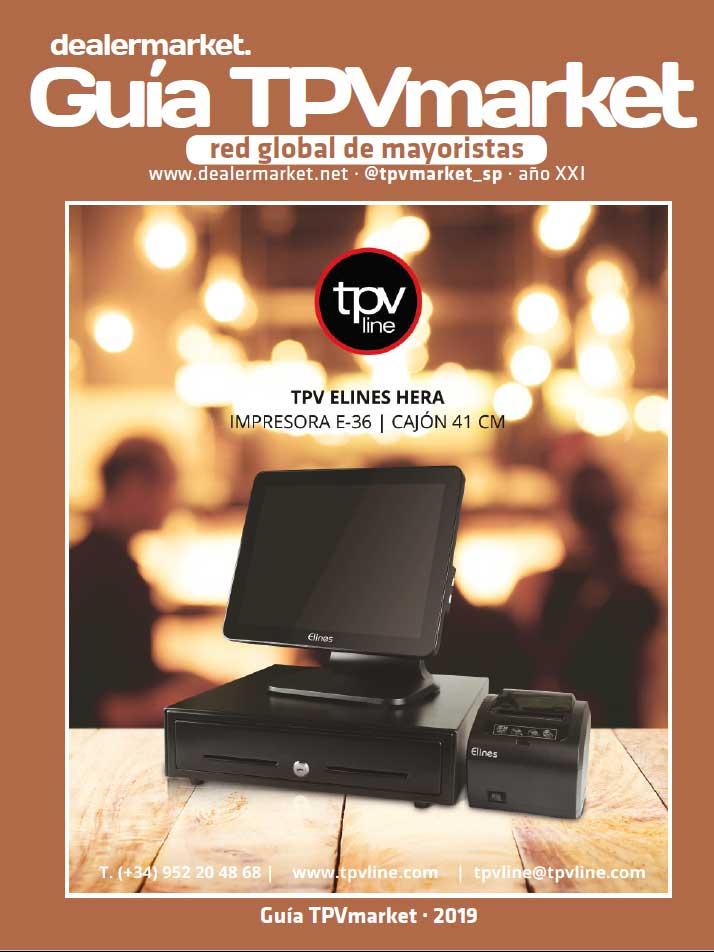 Catálogo de soluciones y productos Hostelería y Retail