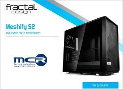 meshify s2 caja pc diseño