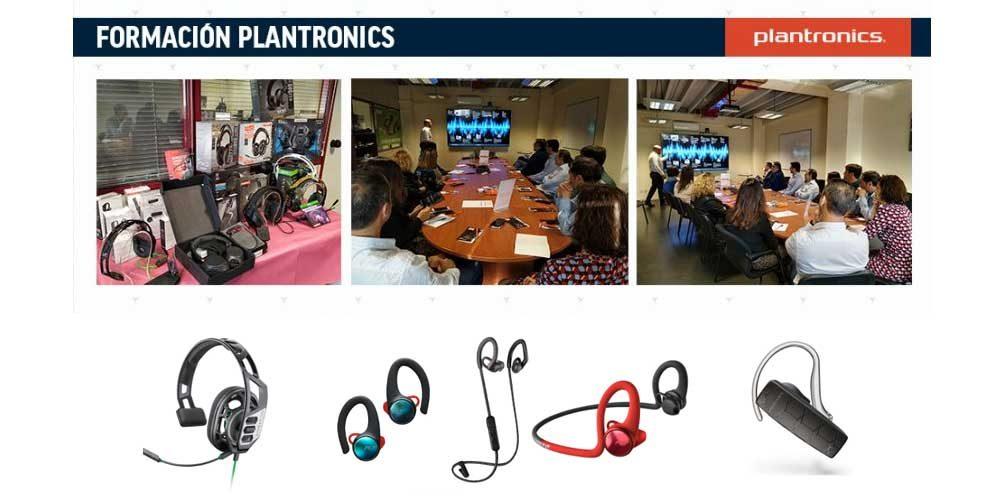 formacion Plantronics en MCR