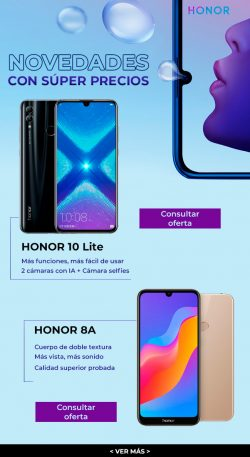 smartphone honor