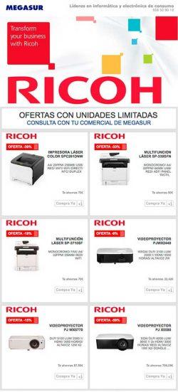 impresoras ricoh ofertas