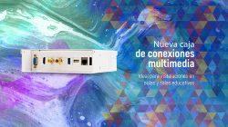 Caja de conexiones multimedia de pared VGA + HDMI + JACK3.5 + RCA + 2xUSB + 2xRJ45, Blanco