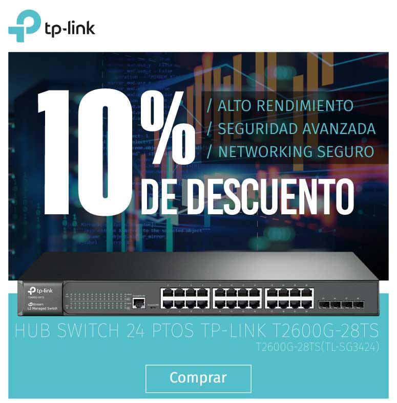 oferta en switch tp-link