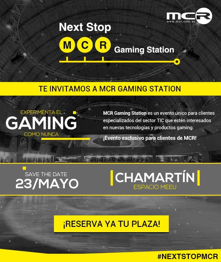 MCR Gaming Station
