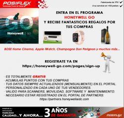 Programa Honeywell Go
