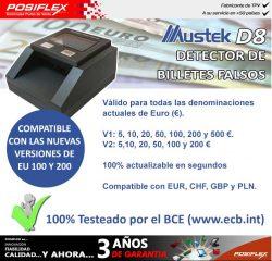 detector de billetes falsos