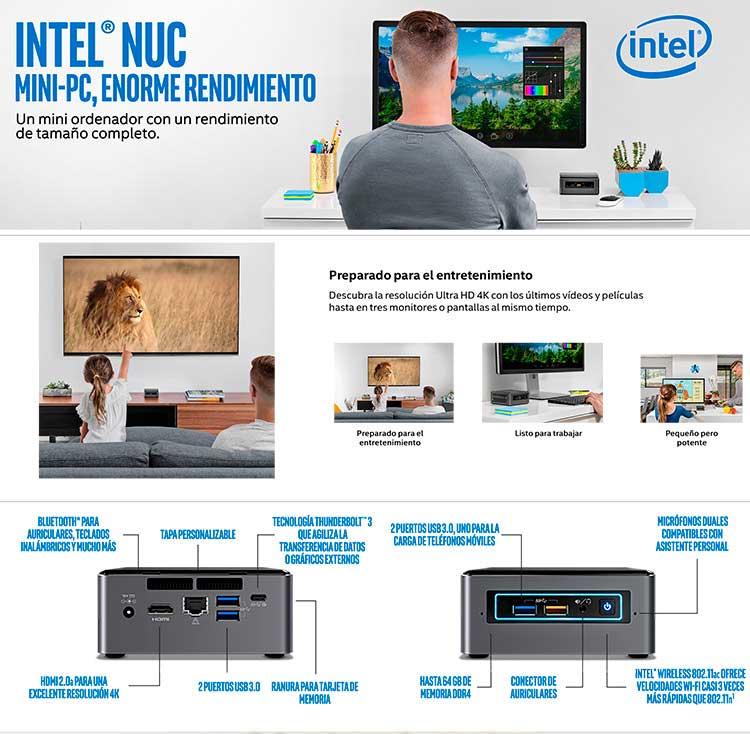 rebajas Intel NUC