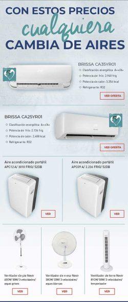 precio aire acondicionado
