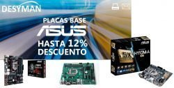 comprar placa base asus
