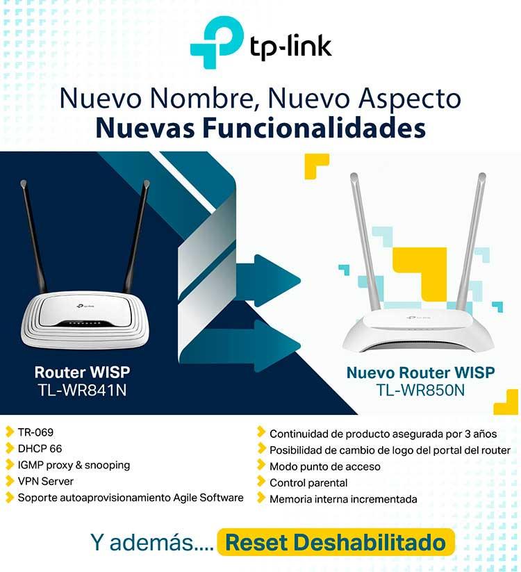 router tp-link TL-WR850N