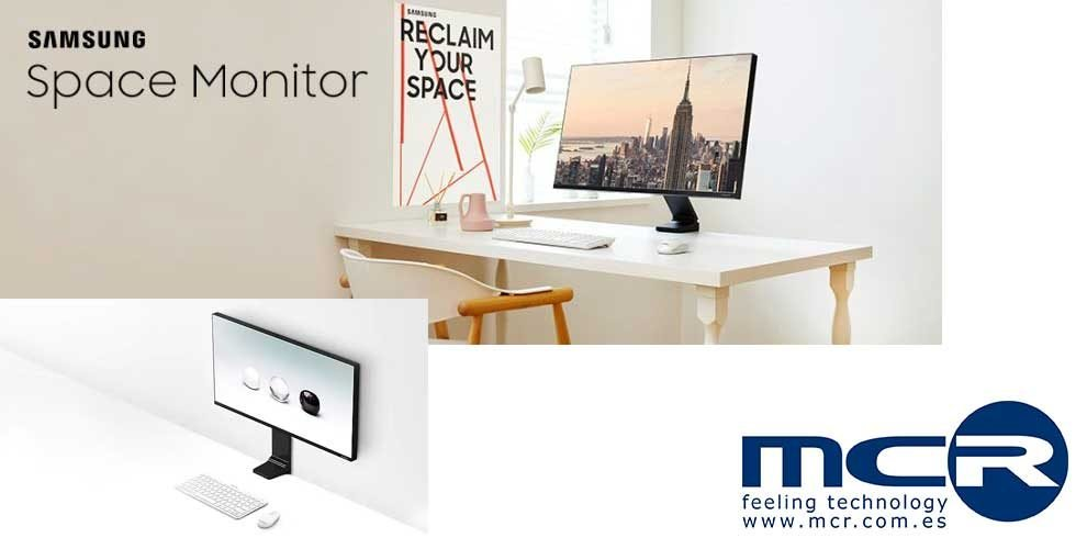 precio samsung space monitor