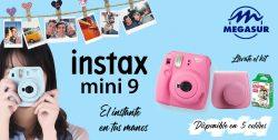 comprar instax mini 9