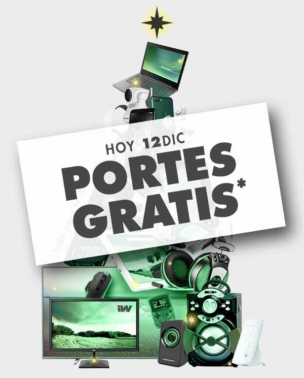 Portes gratis en Infowork Mayoristas Informatica