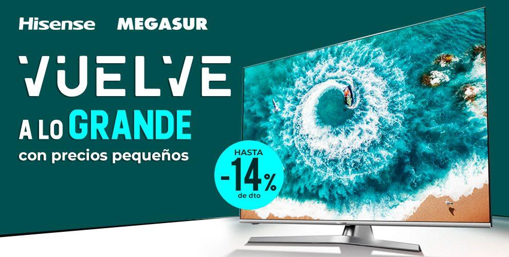 precio hisense 50 4k smart tv