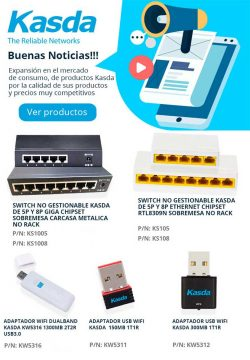 oferta productos networking