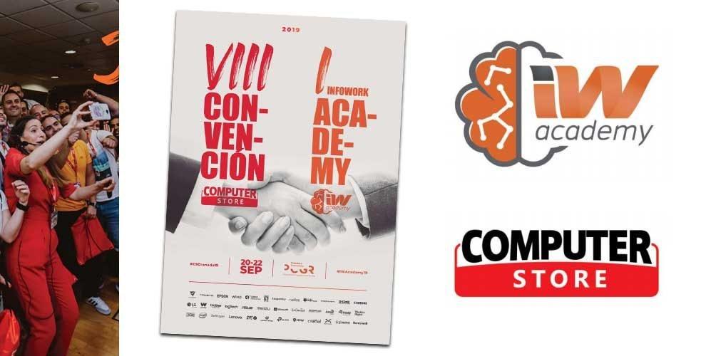 Convención Computer Store e Infowork