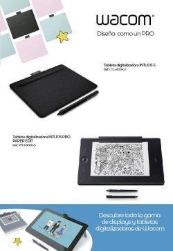 rebajas tabletas digitalizadoras