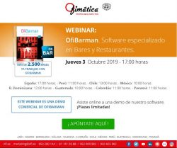 Ofimatica webinar gratuito