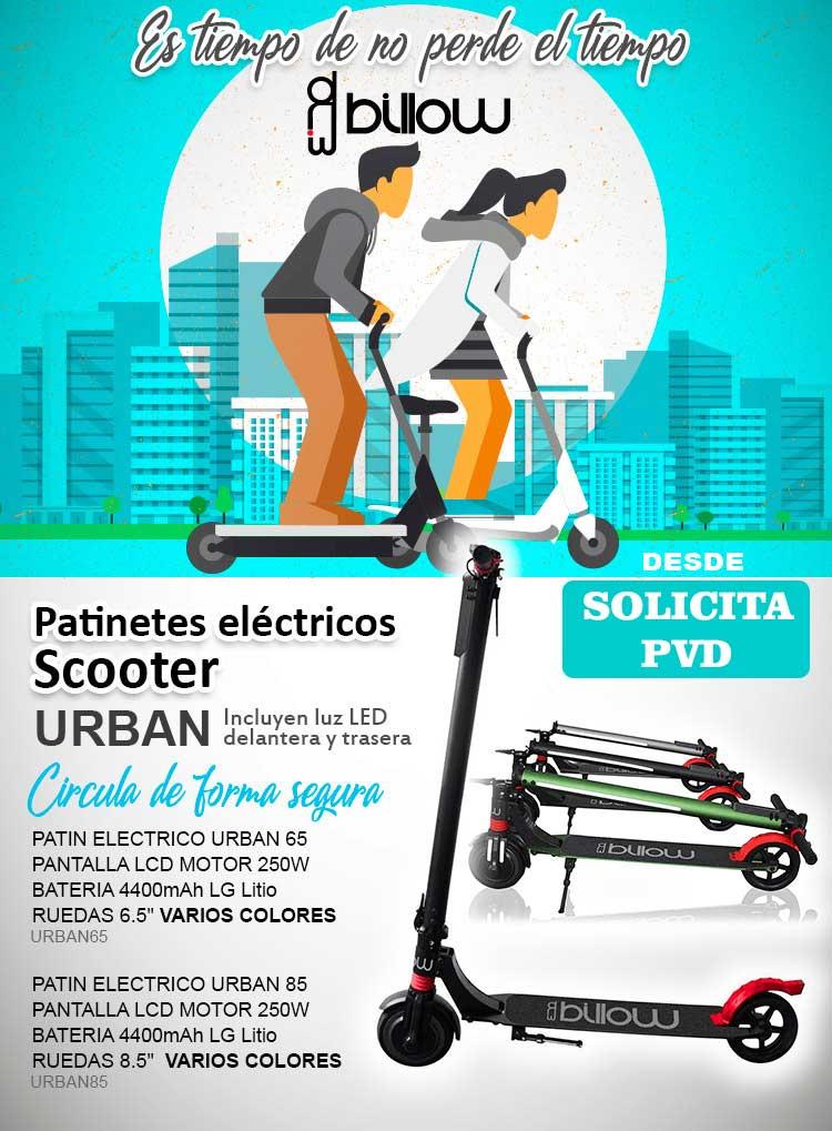 precio patinete electrico