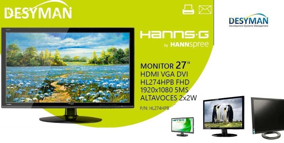 monitor barato Hannspree