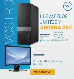 mejor precio en Dell