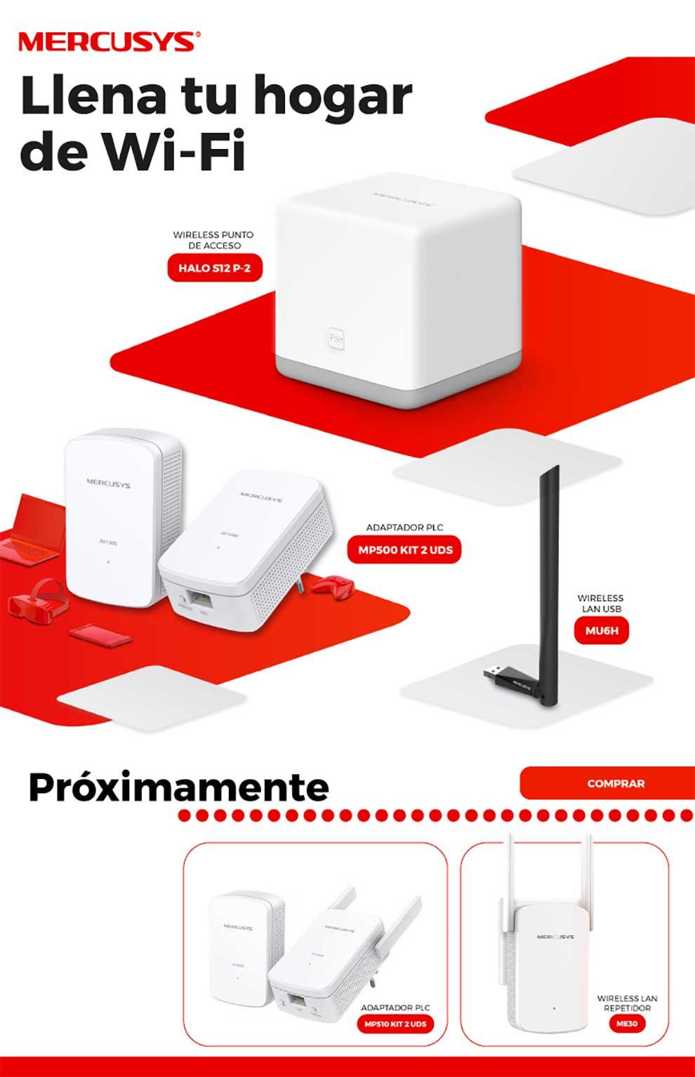 chollos router wifi mercusys
