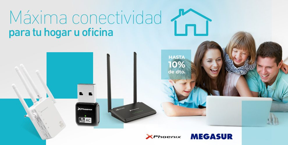 oferta routers de Phoenix