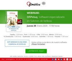 webinar comercial Ofipeluq