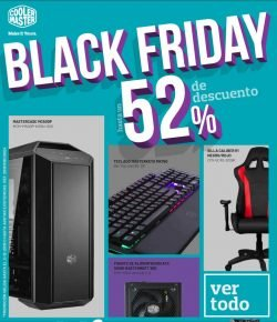 Black Friday Cooler Master