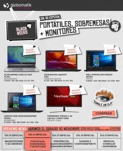 Black Friday portatiles