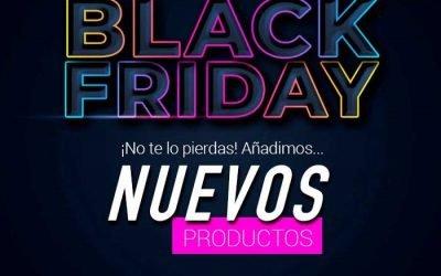 Nuevos productos Black Friday en Hispamicro