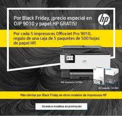 Black Friday impresora hp