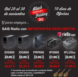 black friday riello