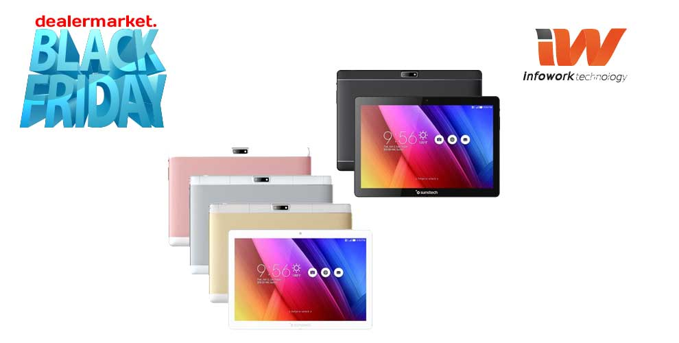 El mejor black friday en tablets