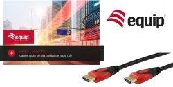 Oferta cables HDMI Equip Life