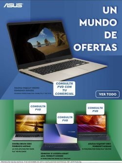 ofertas portatiles Asus