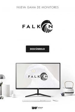 nueva gama monitores Falkon