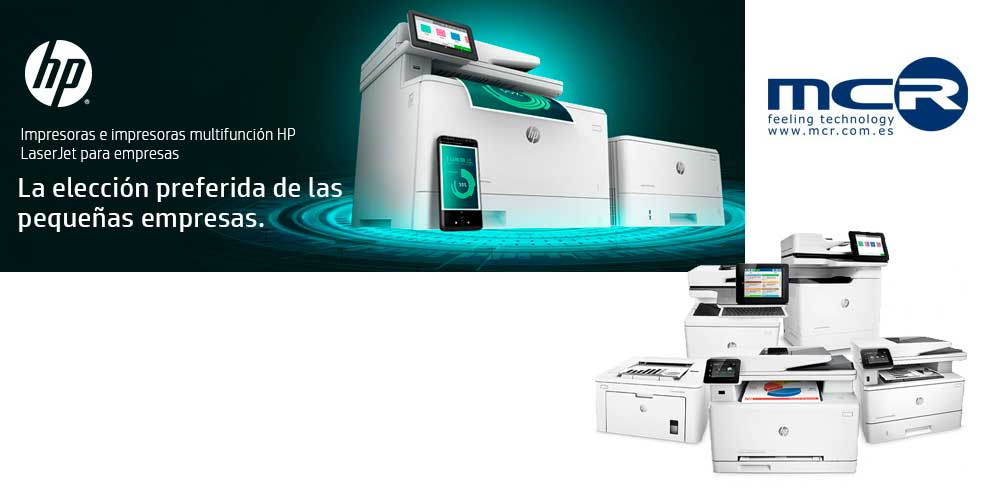 descubre la impresoras profesionales hp