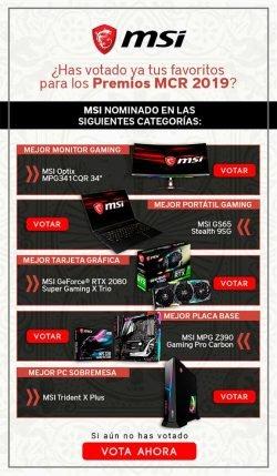 Vota premios MCR 2019