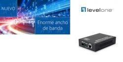 RJ45 to SFP+ 10-Gigabit Media Converter