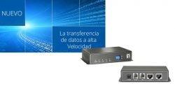 El nuevo media converter VDS-1202 de LevelOne acelera los datos en líneas de cobre