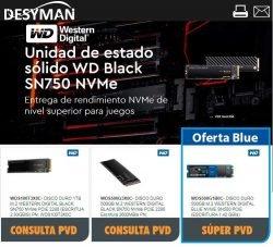 descuento en SSD SN750