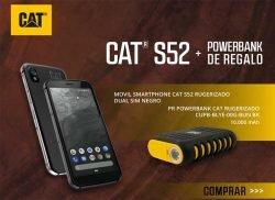 smartphone CAT S52 con regalo