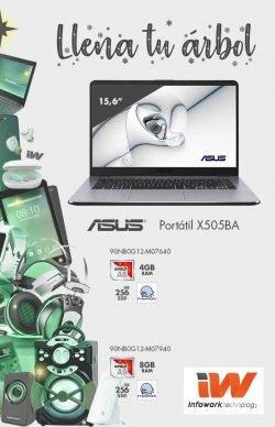 Oferta navidad portatil ASUS